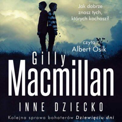 Inne dziecko (audiobook)