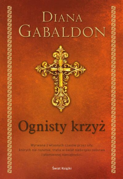 Ognisty krzyż (elegancka edycja).